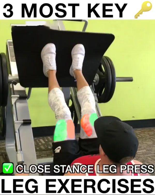 3 Key Exercises For Leg Day Musculacao Pernas