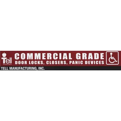 2' Commercial Door Hardware POP Kit