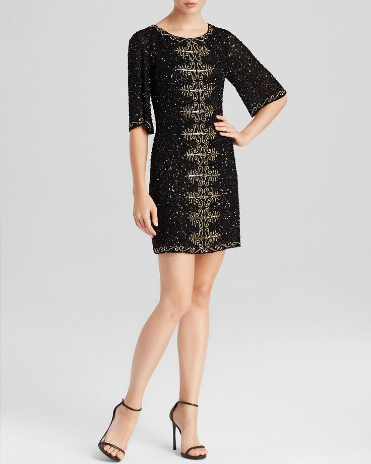 Alice + Olivia Dress - Markiz Embellished | Bloomingdale's
