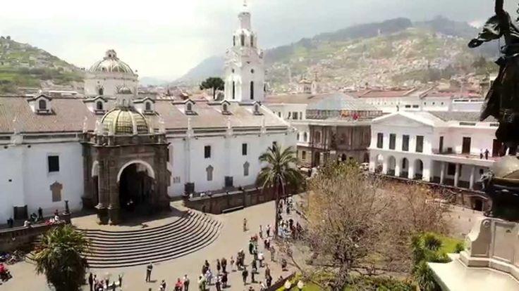 """Abemus video! Aquí el flamante video de """"De Quito el Corazón"""", mi nueva canción para Quito, cantada por Camila Terán, Fernando Pacheco y Martín Terán."""