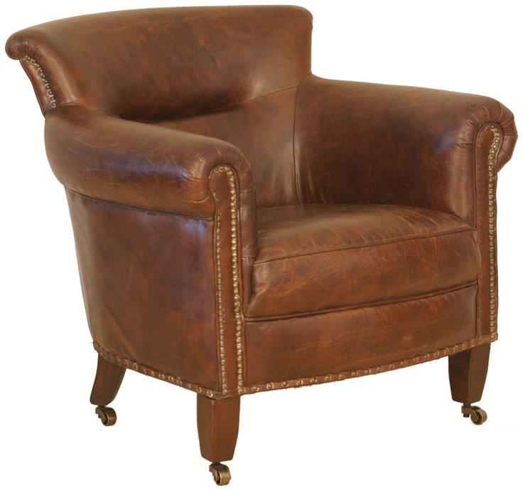 www.topolansky.co.za - Cambridge Vintage Arm Chair