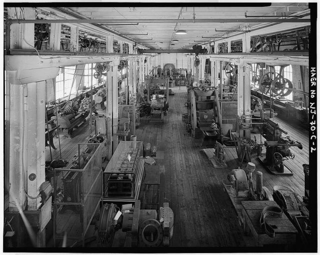 Thomas A. Edison Laboratories, Building No. 5., West Orange, New Jersey