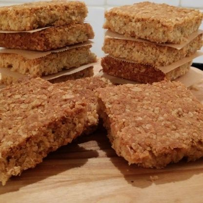 This is a popular after school or lunch bag treat for all South African kids. Most South African baking is done using self-rising flour - and I highly recommend using it! The kind we get here in Canada is Brodies.