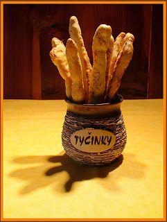 kudy-kam: Italské tyčinky grissiny