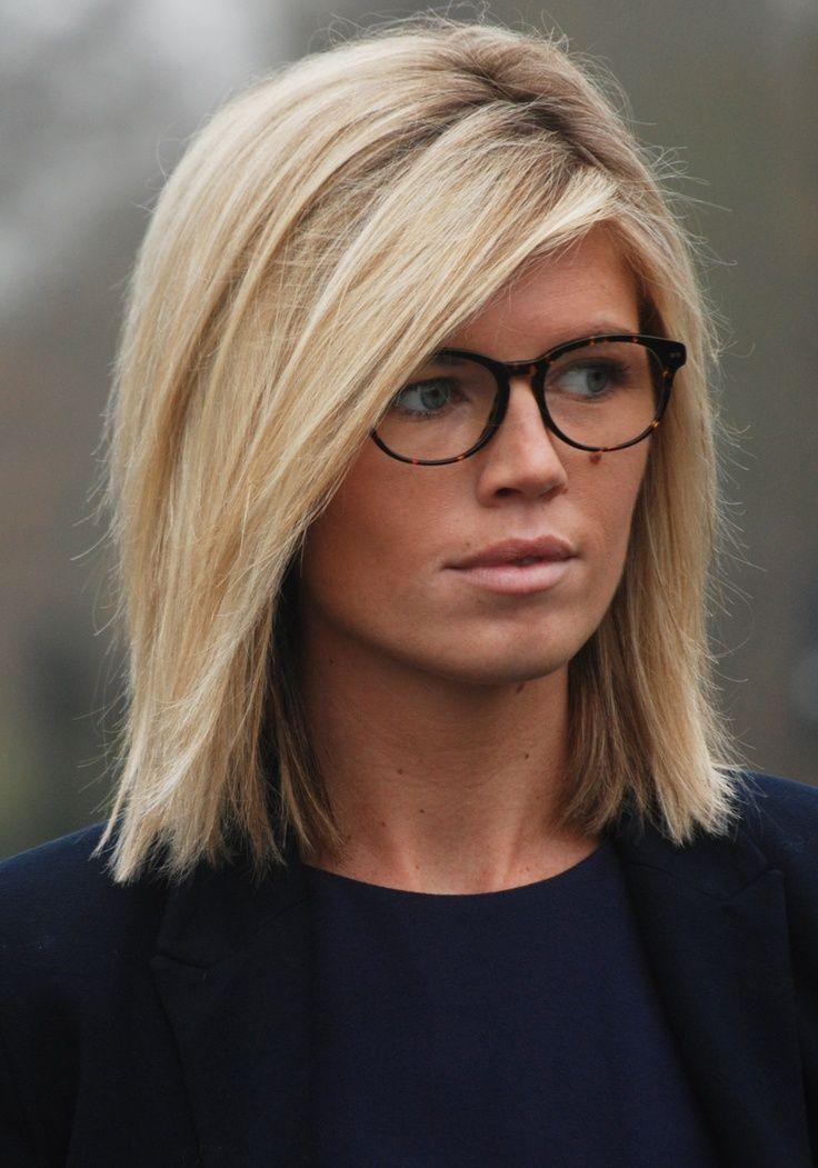 [blond] blunt haircut | Hair | Pinterest