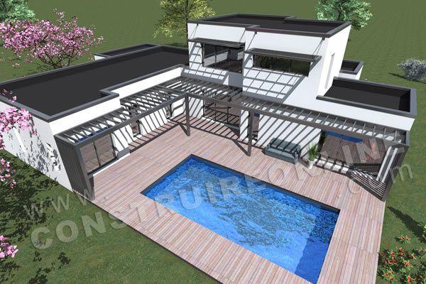 14 best Idées maison images on Pinterest Home ideas, Architecture - orientation maison sur terrain