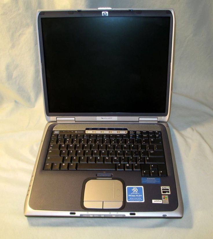 HP Pavilion Laptop ZE4300 Windows XP Microsoft Office 2000 Pro WordPerfect