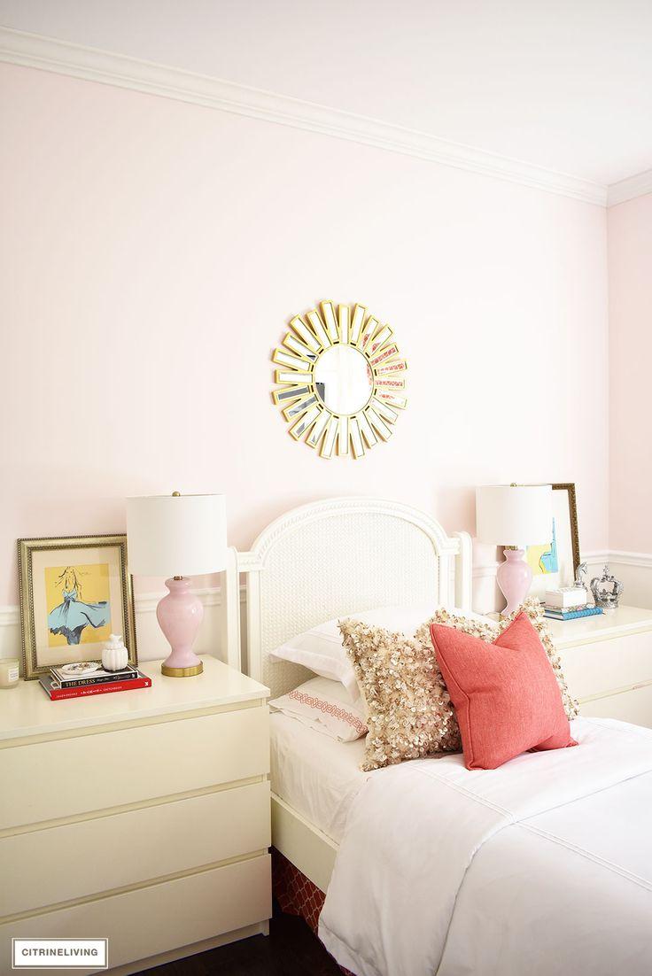 Best 25 Modern Girls Bedrooms Ideas On Pinterest Modern