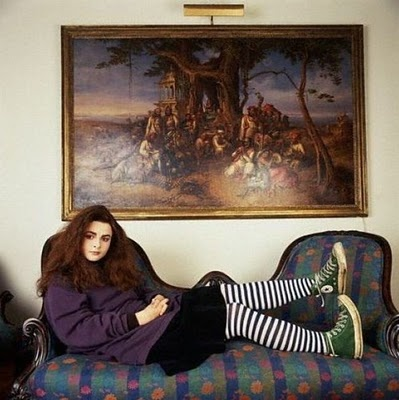 helena + converses is awesome