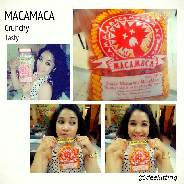 Spicy crunchy macaroni