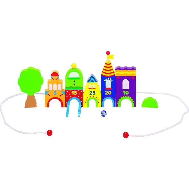 Goki 56862 - Murmelspiel Die Murmelstadt: Amazon.de: Spielzeug