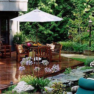 Home Decor - Deck - Decoration Ideas - Good Housekeeping