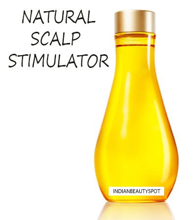 Scalp Stimulator - stimulate scalp for faster hair growth - ♥ IndianBeautySpot.Com ♥