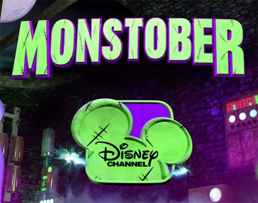 Nick And Disney TV: Disney Channel 2013 Monstober Promo !