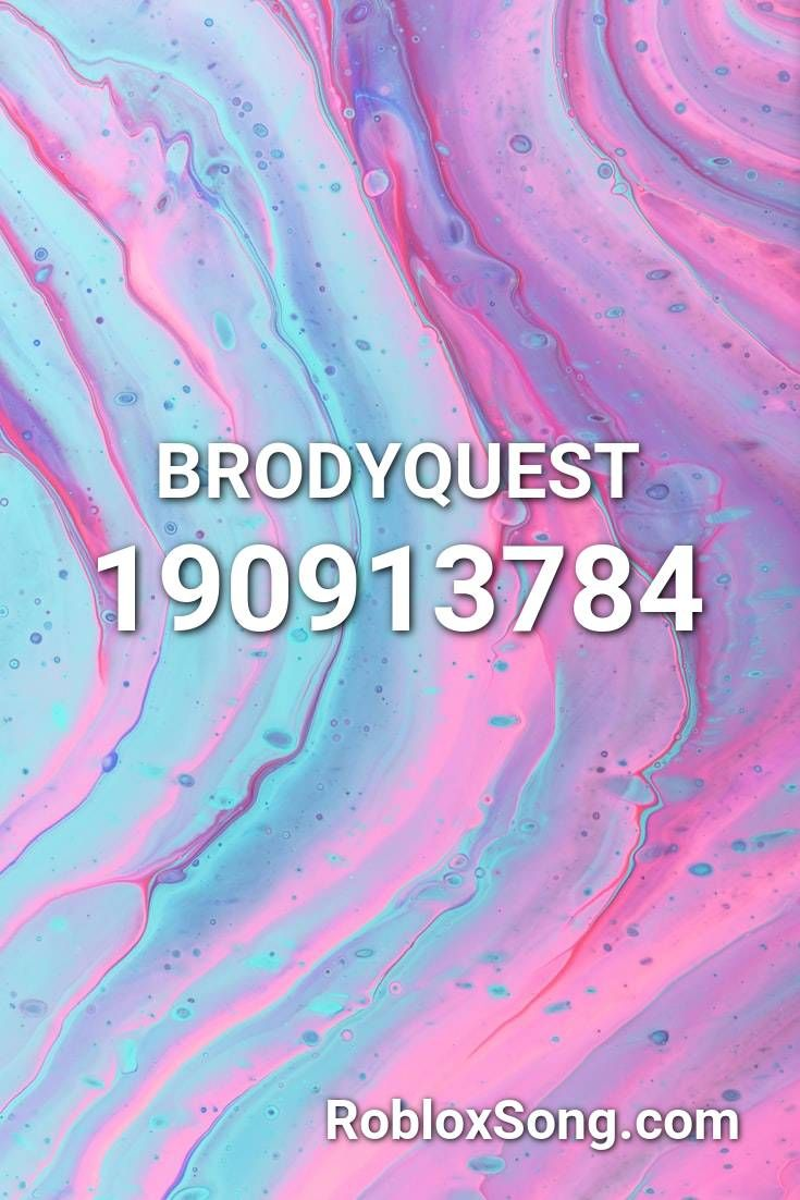 Brodyquest Roblox Id Roblox Music Codes In 2020 Roblox Music Listening To Music