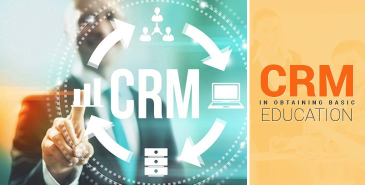 The importance of #CRM in obtaining basic #education - More here: http://goo.gl/ucmbCs