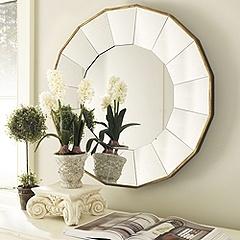 Mirror from Stella Bleu, Whiterock