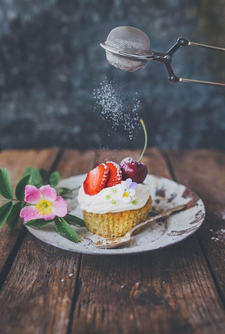 RECEPT: Enkla Sommarbakelser (Glutenfria)