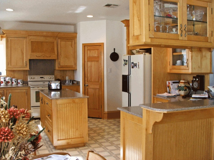 Kitchen Paint Colors with Maple Cabinets | kitchen ideas ...