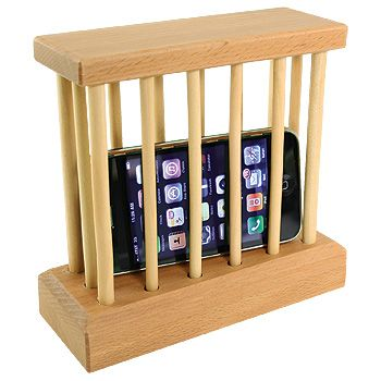 cell phone jail.