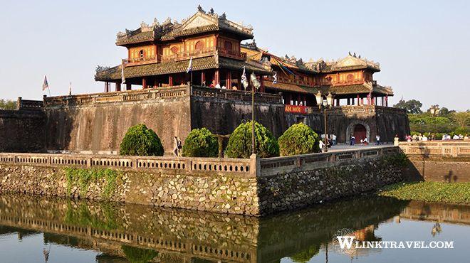 Hue Imperial Citadel Gate
