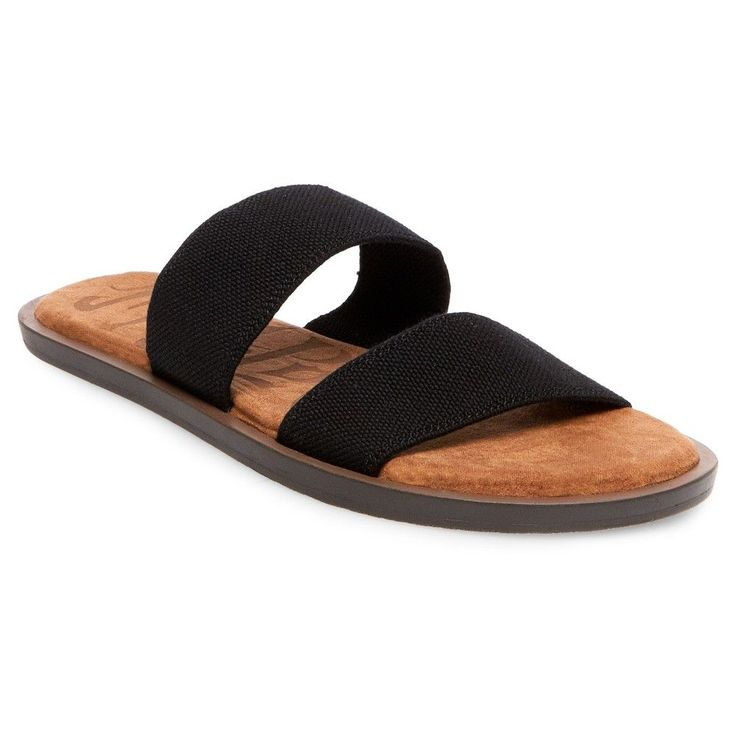 Women's Mad Love Tahlia Slide Sandals - Black 11