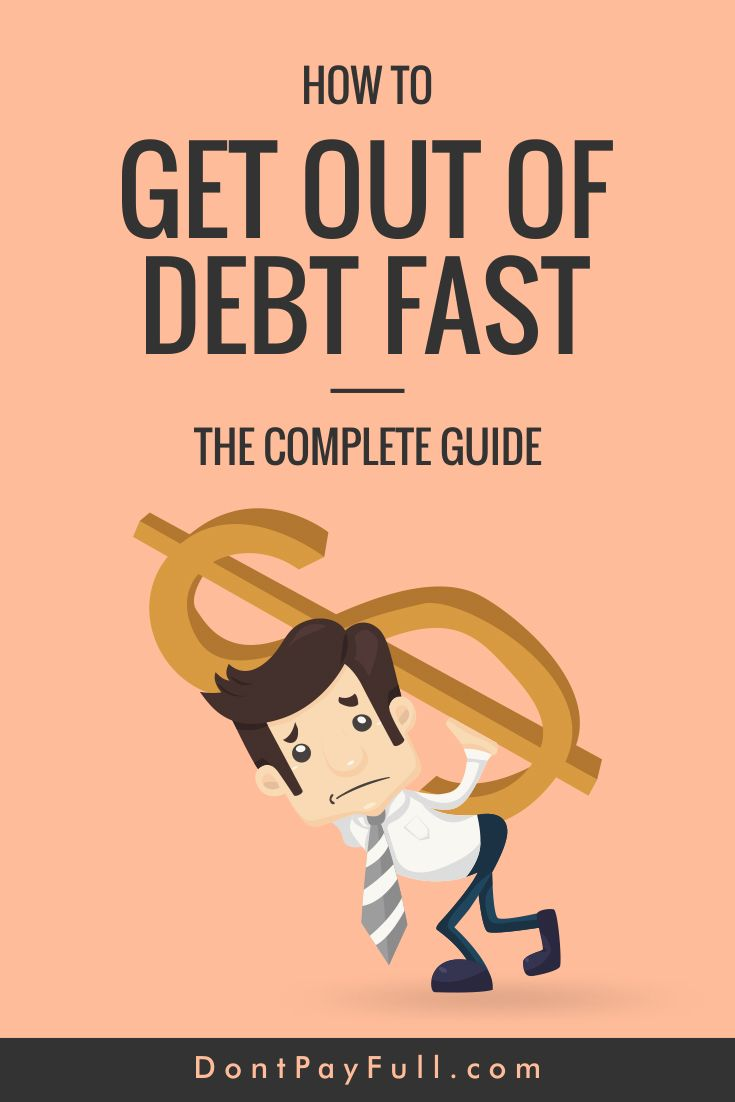 Debt: It's something we don't even like to think about, but we should! The faster we get out of debt, the less debt ends up costing us, this way we are more prepared to face unforeseen emergencies that would otherwise be financially devastating.