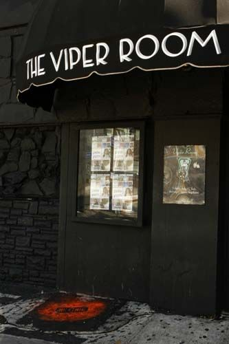 The Viper Room. You dont think a rock-gal like myself goes to LA without hitting up shows at the historic Viper Room, do you? Ha! :)