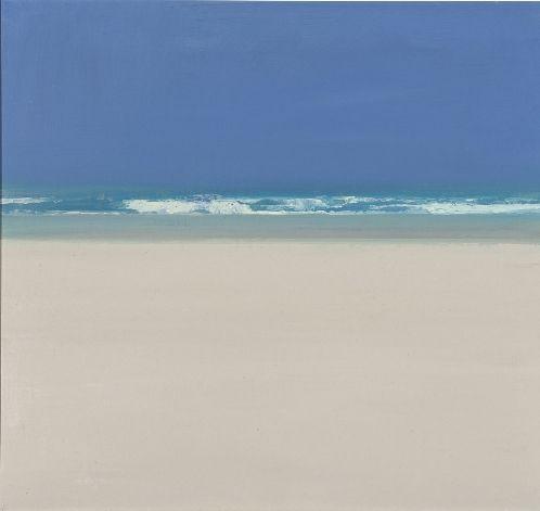 Shoreline by John Miller. Contemporary Realism. landscape
