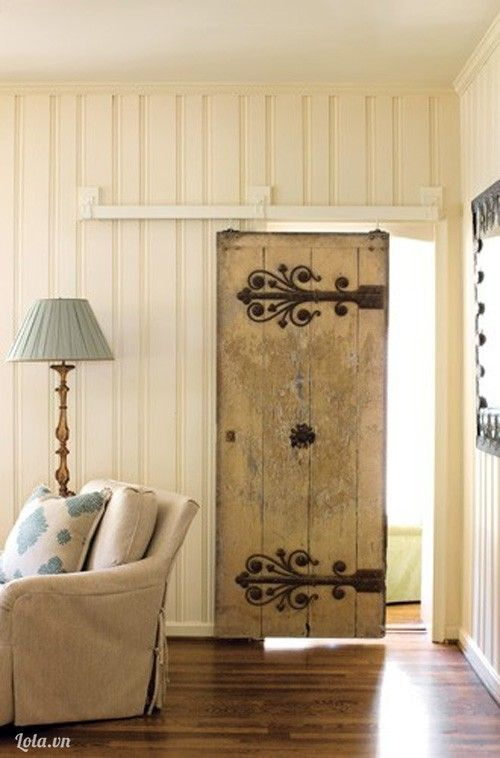 Rustic Interior doors ideas
