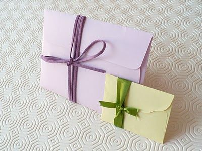 SBDBuste per le nostre Card! - Envelopes for our Cards!by SweetBioDesign