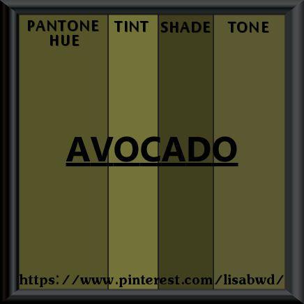 Olive Green Walls