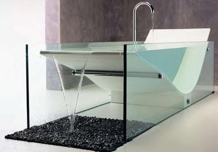 les 25 meilleures id es de la cat gorie baignoire poser sur pinterest salle de bains de. Black Bedroom Furniture Sets. Home Design Ideas