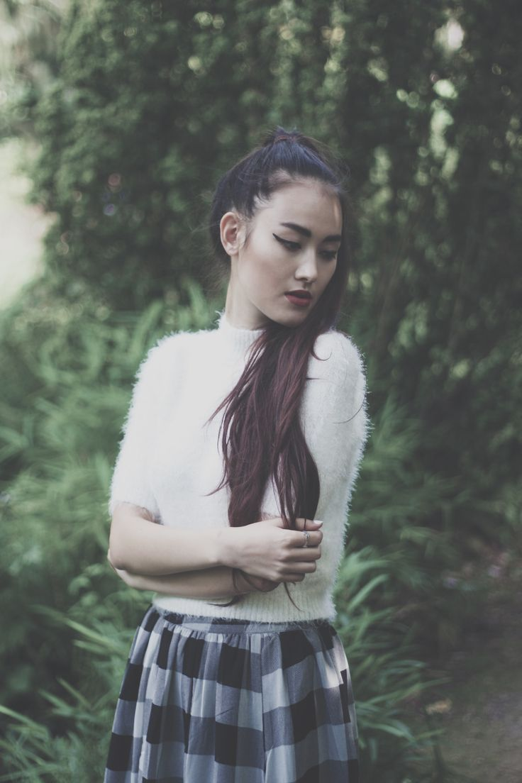 Darker Tropics - Photographer - Rosie Woods Model - Tessa Burton MUA - Me  Shot in Fletcher Moss Gardens, Didsbury