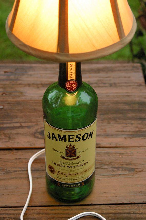 Jameson Irish Whiskey by kingston6studio on Etsy, $40.00
