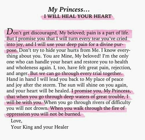 My King and Healer ❤️️