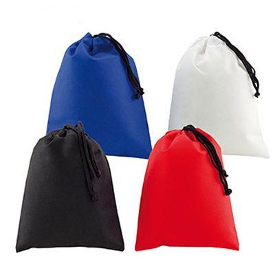 MINI BOLSA EN CAMBREL REF:DIV-478   Mini Bolsa Ideal para Empaques, Cordón para Cerrar y Cargar. Producto Ecológico. Tipo de Producto: IMPORTADO. Medidas: 19.5 cm alto x 15 m ancho (No Incluye Cordón para Cargar) Área de Marca: 6 cm x 3 cm. Técnica de Marca: Screen. Colores Disponibles: Azul Royal, Blanco, Negro y Rojo.