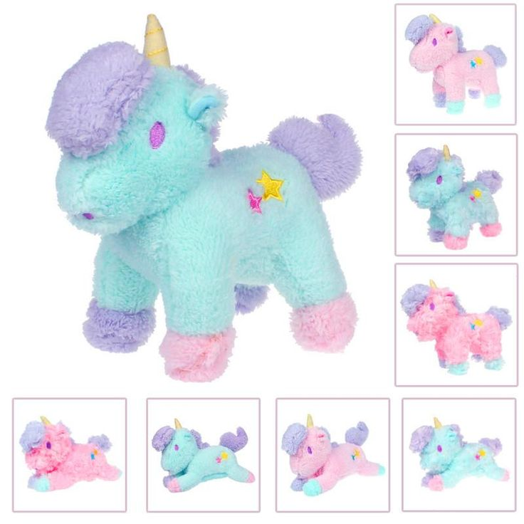 20cm Unicorn Horse 20CM Stuffed Animals Toys Baby