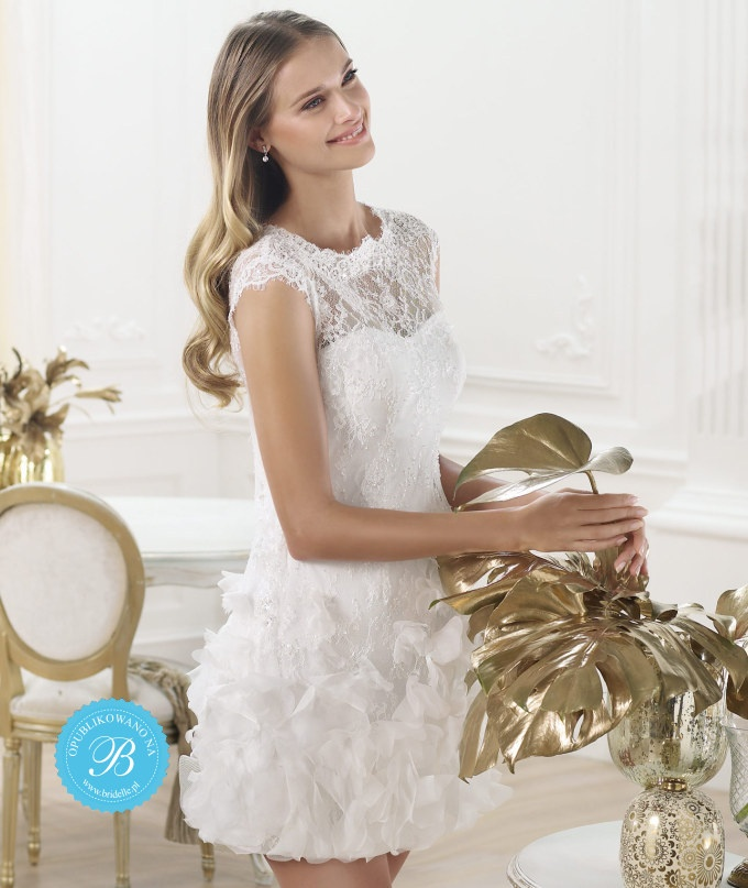 22 besten Pronovias 2014 Bilder auf Pinterest   Wedding dresses 2014 ...