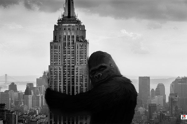 King Kong  for New York City