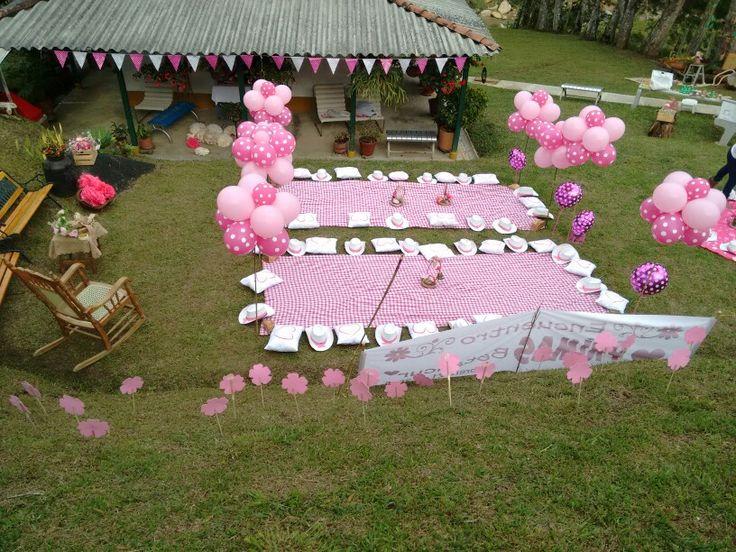 Finca picnic