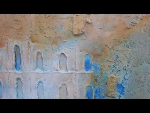 Peinture sculpture huile et pigment du créateur peintre Tapiezo - Lubero...