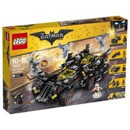 LEGO Batman Movie 70917, Den  ultimata Batmobilen