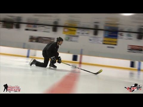 5 Balance Drills for Hockey Players: Learn to Skate Episode 4