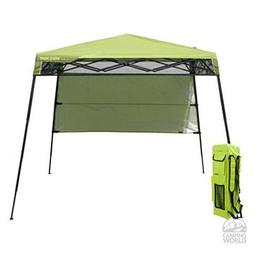 Canopy - It's totally the right shade of green!