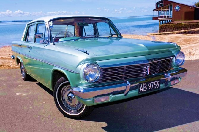 1964 Holden EH Premier Sedan. (Australian made).  Features: 179ci engine, 3 speed column automatic,power steering,leather seats and carpet floor mats. .v@e.