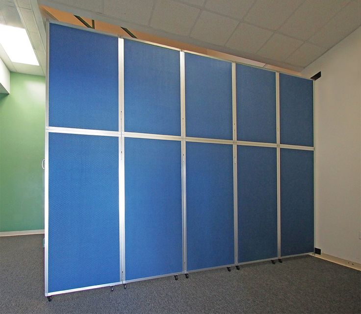 Our Operable Wall Is A Large Wall Mounted Room Divider Available Up To  High. An Affordable Alternative To Track Based Accordion Door Setups, This  Heavy Duty ...