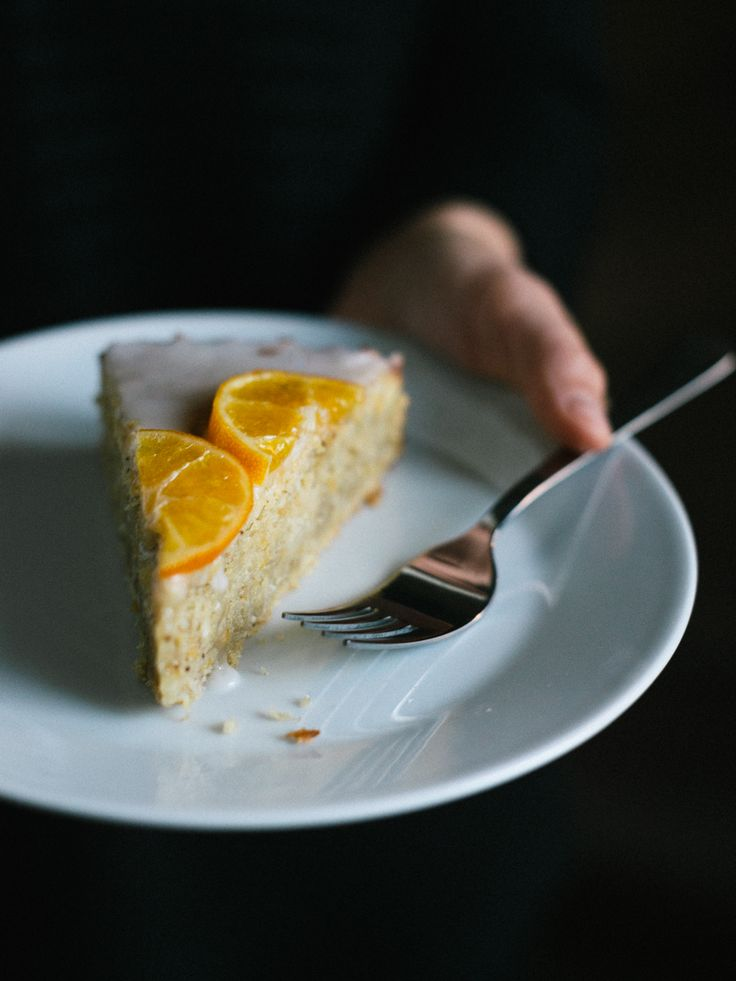 Clementine cake by Babes in Boyland