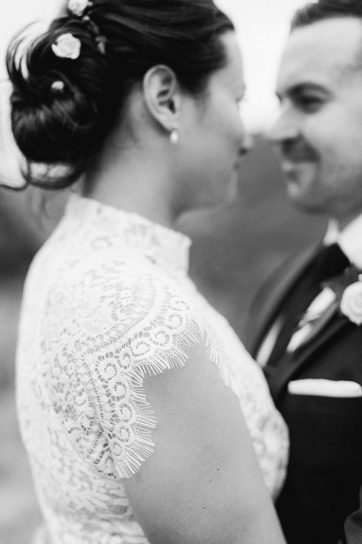 A Chic Queenstown Garden Wedding by Melissa Mills Photography - Paper & Lace