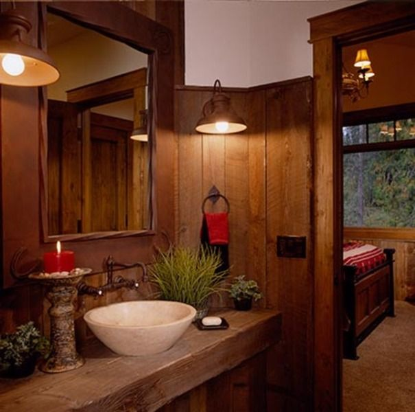 Small Bathroom Rustic Designs 148 best rustic bathroom images on pinterest | rustic bathrooms